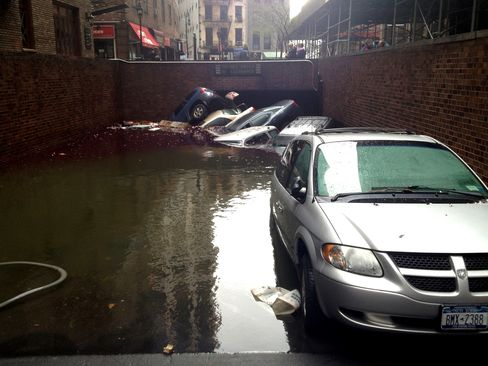 New York City Starts Cleanup