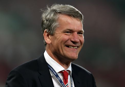 Manchester United CEO David Gill