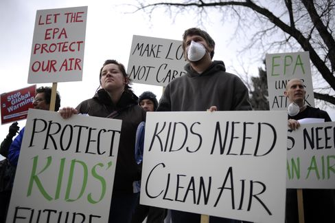 Clean Air Act Rally