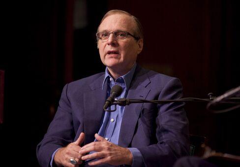 Microsoft Co-Founder Paul Allen