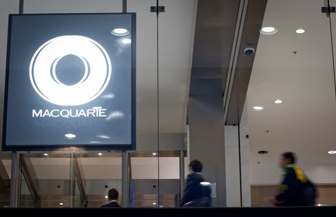 Macquarie Full-Year Profit to Drop 25% on Market Uncertainty