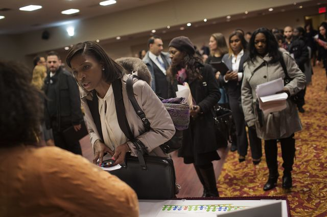 The U.S. economy added 288,000 jobs in June. That won't mean much to voters.