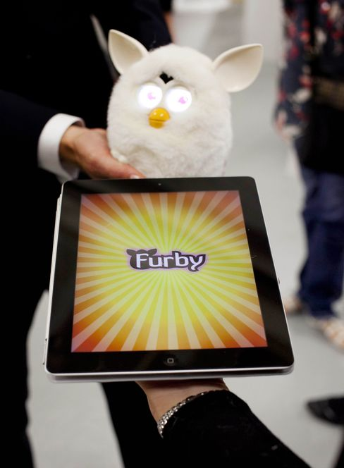 Hasbro Reboots Furby Toy for an IPad-Obsessed Generation