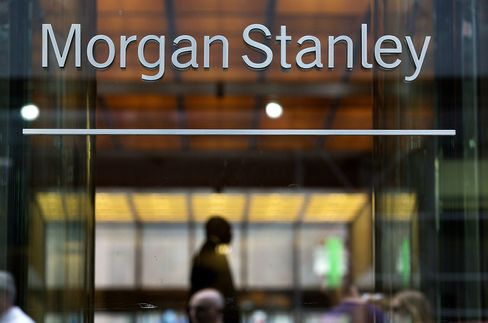 Morgan Stanley Funds Hit by Buying Facebook at $38 a Share