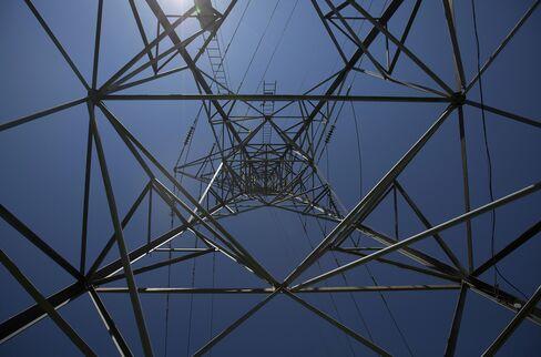 Power Lines In Boden