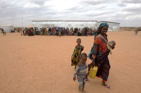 United Nations Declares Famine in Two Regions South Somalia