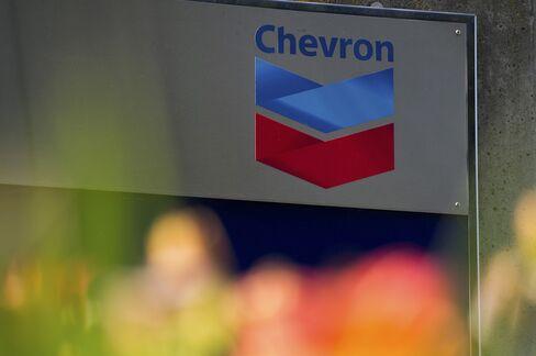 Chevron Fourth-Quarter Profit Increases on Stronger Refining