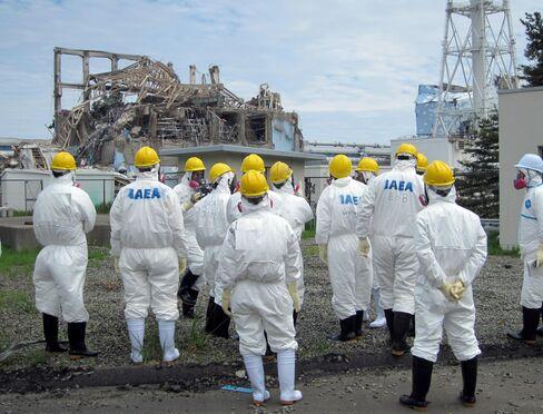Fukushima Faces 'Massive Problem' From Radioactive Water