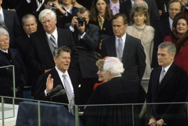 Despite Iran-Contra,Ronald Reagan had some second-term successes.