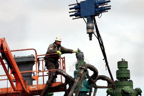 Earthquakes Linked to Fracking Waste Spur State Regulations