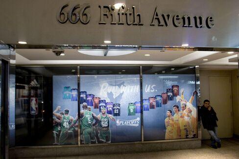 Zara's Parent Buys Fifth Avenue Store