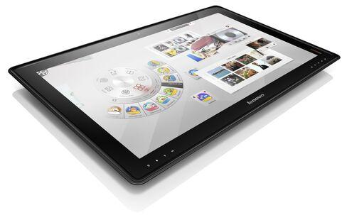 Lenovo Coffee Table Tablet