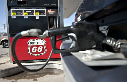 Phillips 66 Profit Rises Amid Higher Gulf Coast Refining Margin