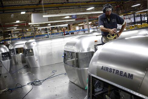 Airstream RV Manufacturing