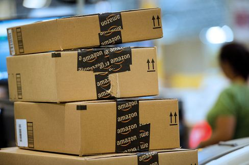 Amazon Without Borders in States Seen Drawing High Court: Taxes