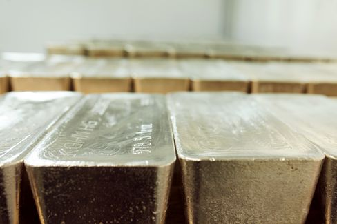 Copper, Gold And Silver Bullion Manufacture At KGHM Polska Miedz SA Smelting Plant