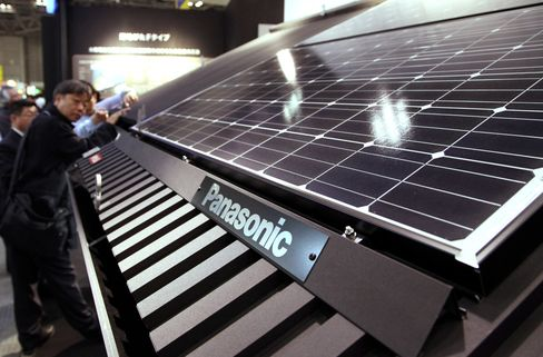 Panasonic Sees Rooftops as Key Market for Solar Power in Japan