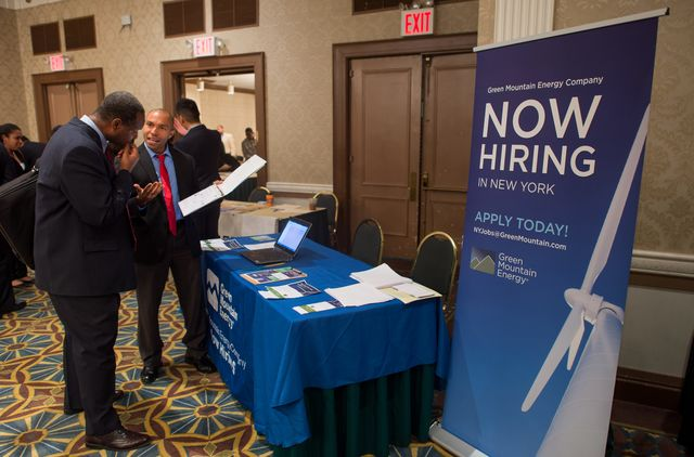 The latest jobs numbers are ... zzzzzz. Photographer: Ron Antonelli/Bloomberg