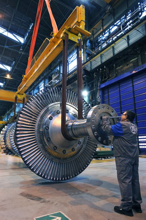 GE Investors Await Fed Review for Payment