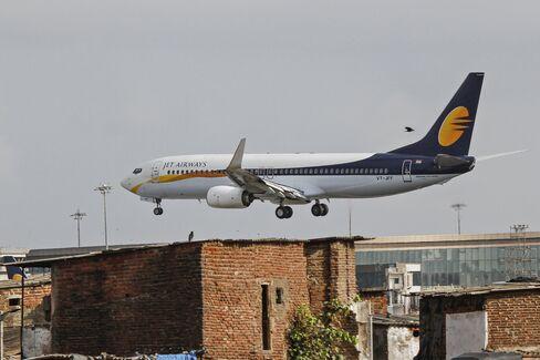 Jet Airways Boeing 737