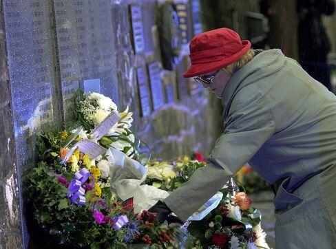 Lockerbie Bombing Memorial