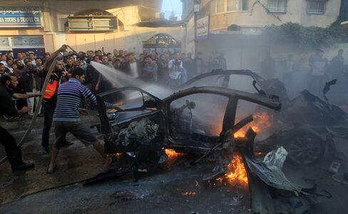 Hamas Militant Leader Killed by Israeli Strike, Spokesman Says