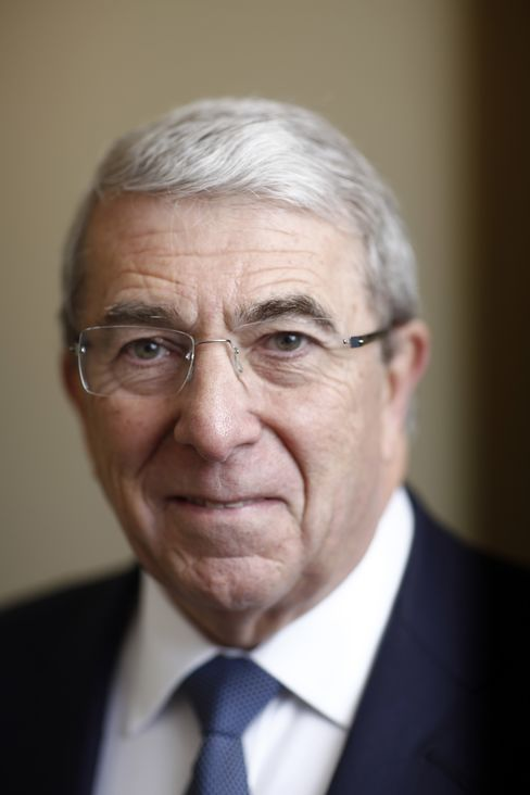 BAE Systems Plc Incoming Chairman Roger Carr