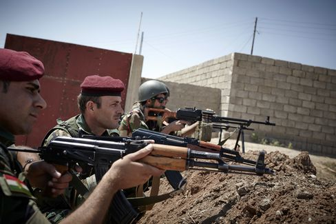 Checkpoint Security in Iraq