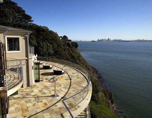 Million-Dollar Home Sales Reach Five-Year High in California
