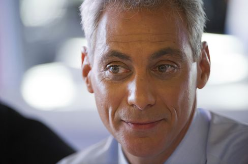 Emanuel No Boss Daley as Chicago Teachers School Him With Strike