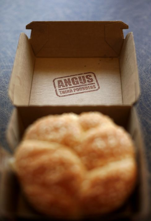 McDonald's Seen Overhauling U.S. Menu From 145 Choices