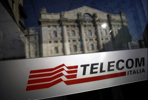 Telecom Italia Delays Network Spinoff Decision to Next Week