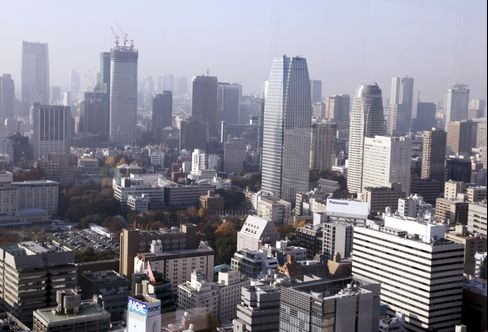 Japan Tankan Business Confidence Falls to Near 3-Year Low