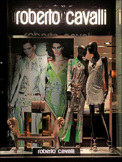 Roberto Cavalli Store in New York