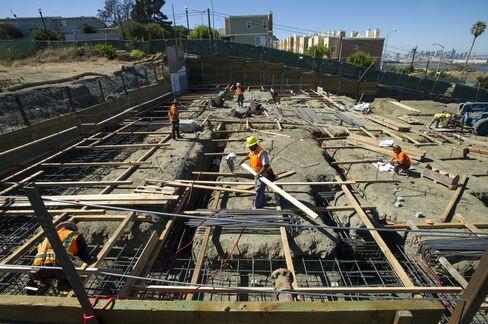 Lennar Corp.'s Shipyard Housing Project in San Francisco
