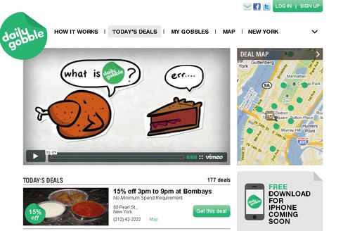 Microsoft Alum Chases Groupon With DailyGobble