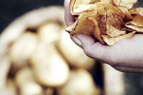 Potato Chips Seen as Culprit in U.S. Weight Gain