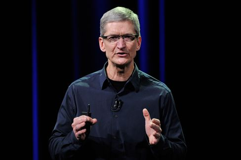 Apple Inc. Chief Executive Officer Tim Cook