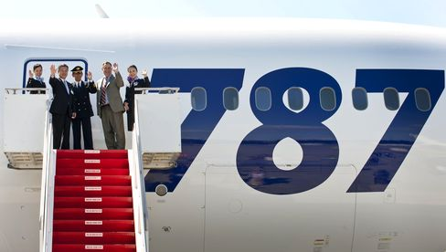Boeing Dreamliner Delay Ending With First Delivery
