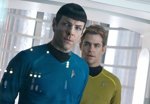 Star Trek' Sets $112 Million Debut to Put Summer in Warp Drive