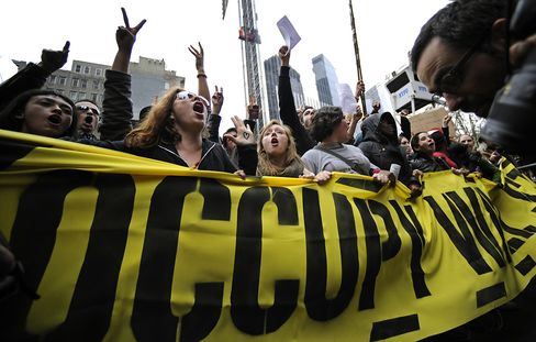 Occupy Wall Street Plans Global Protests in May Day Revival