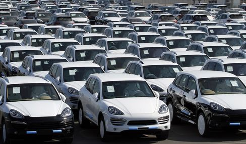 German Exports Increase More Than Forecast