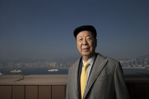 Galaxy Entertainment Group Ltd. Chairman Lui Che Woo