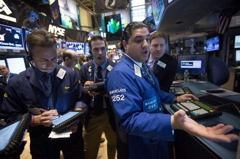 U.S. Stocks Fall as Senate Rejects Plans Replacing Sequester