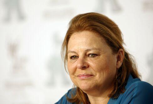 Greece's Former Economy Minister Louka Katseli