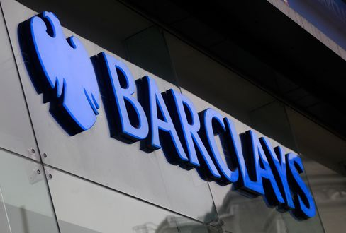 Barclays Tumbles as Libor Fine Sparks Lawsuit Speculation