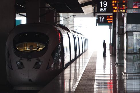 China Echoes 2009 Stimulus With Plan to Boost Railway Investment