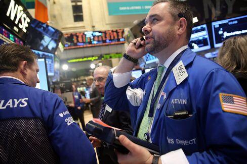 U.S. Stocks Advance as P&G, Starbucks Rise on Earnings Reports