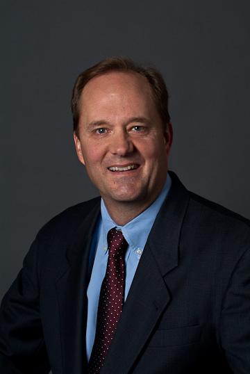 HSBC Finance President Patrick Burke