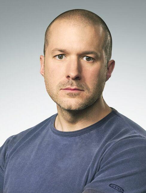 Apple Design Chief Jonathan Ive